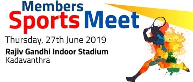 Members Sports Meet 2019